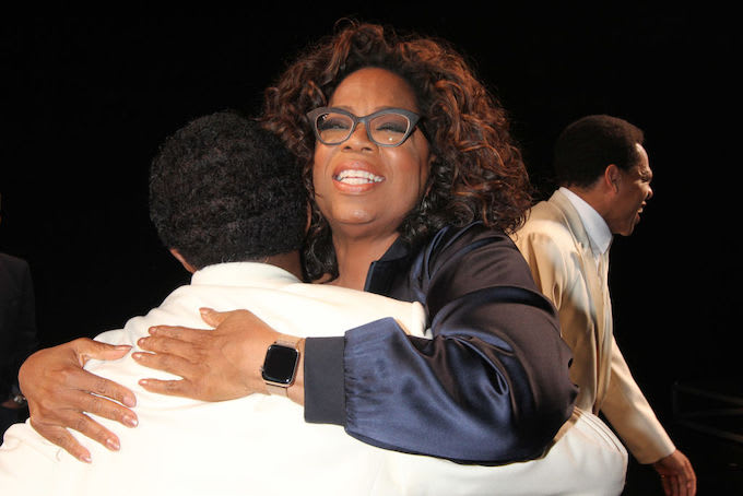 Oprah Responds to Critics Who Compare Her to Billionaires Paying Off Loans