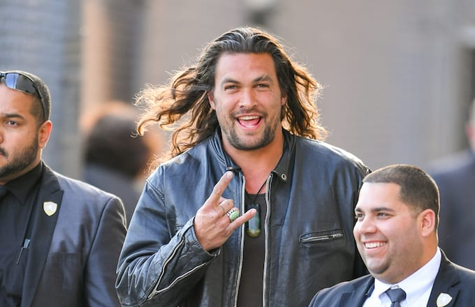 Watch Jason Momoa's Relatable Reaction to 'Game of Thrones' Series Finale