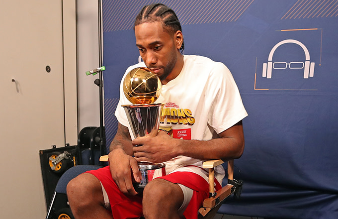 Los Angeles Lakers Reportedly Felt Played by Kawhi Leonard