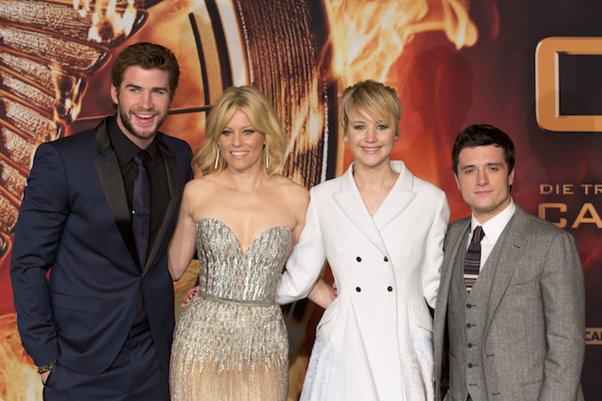 Lionsgate Considering 'Hunger Games' Prequel Movie Based on Upcoming Novel