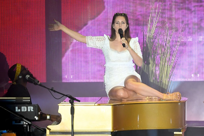 Lana Del Rey Says 'Norman F*cking Rockwell' Will Be Out Next Month