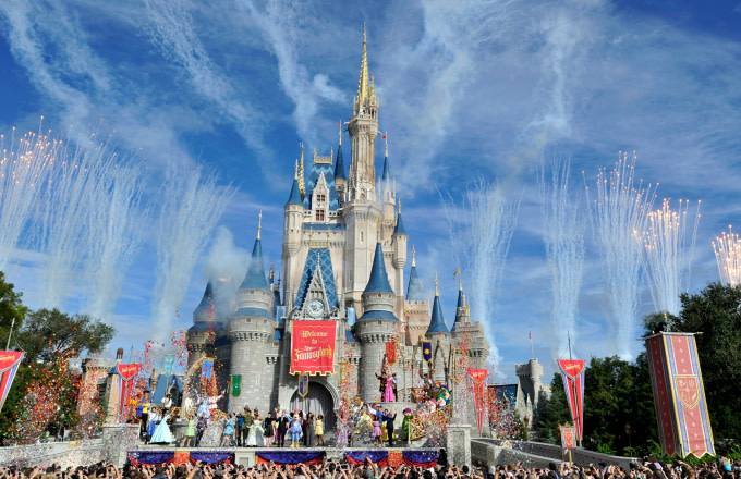 Disney World Visitor Banned For Life After Punching Employee