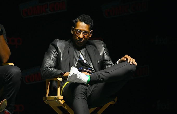 Orlando Jones Says He Was Fired From 'American Gods' Because His Character Sent 'Wrong Message'