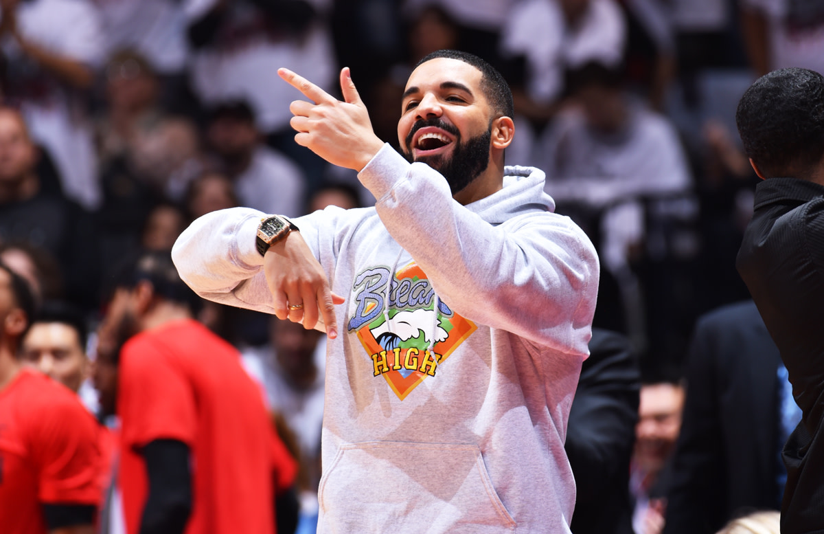 5 Things We Want to Hear on Drake's Raptors Championship Songs
