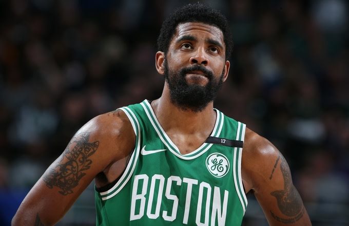 Kyrie Irving Posts Cryptic Instagram Amid Reports He's Opting Out of Contract (UPDATE)