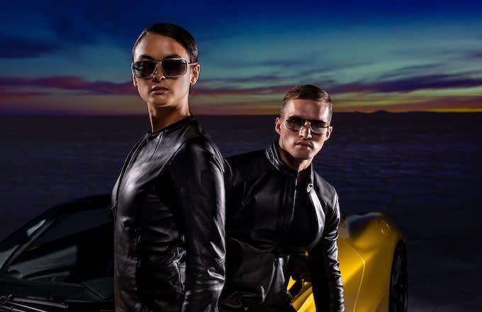 McLaren Automotive Launches Inaugural Eyewear Collection