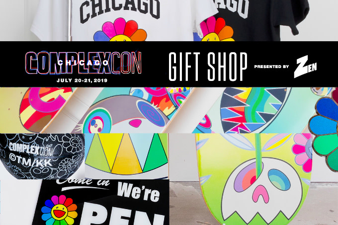 Here's Your First Look at Our ComplexCon Chicago Merch