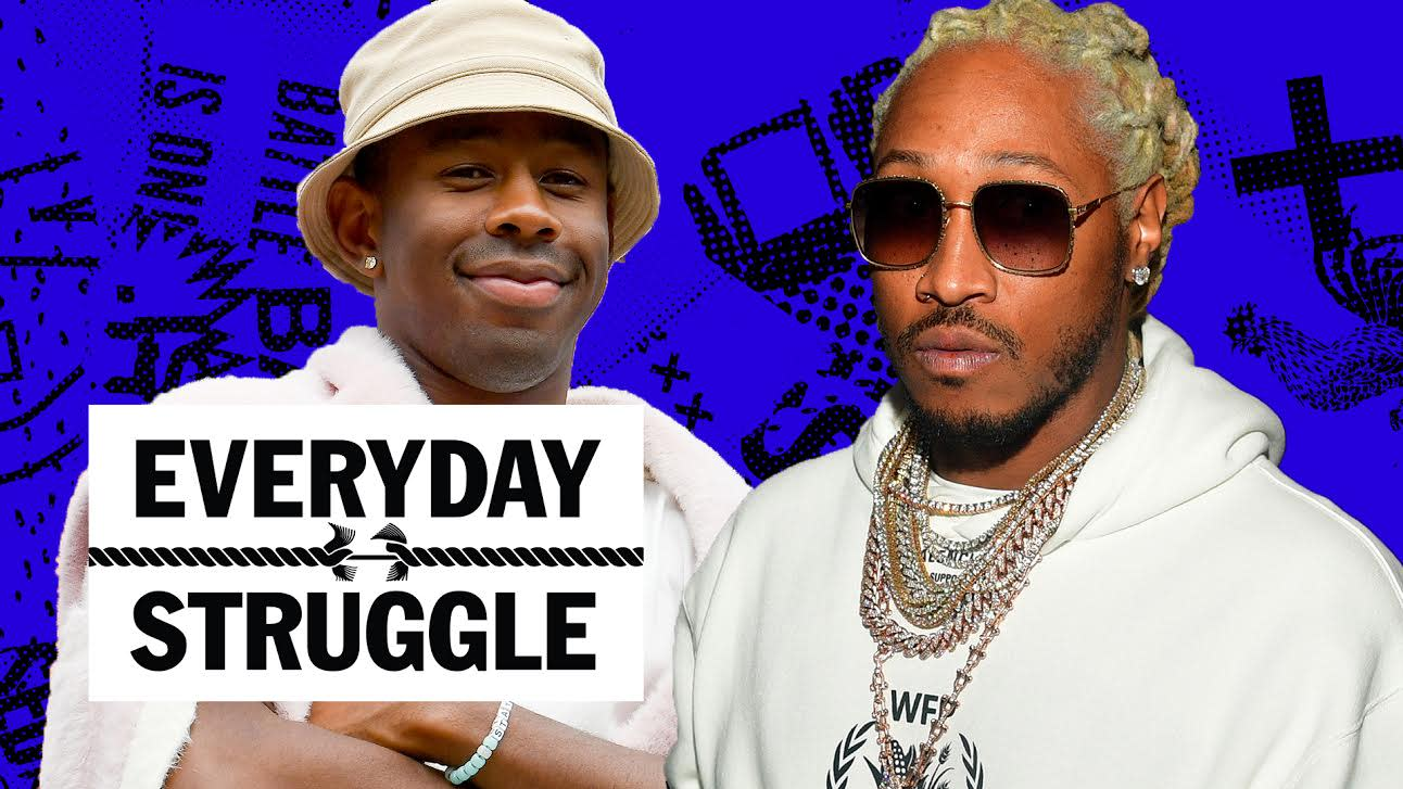 Future EP, Khaled Shading Tyler? Drake 7 Breezy Collab, Lil Xan Being Bullied? | Everyday Struggle