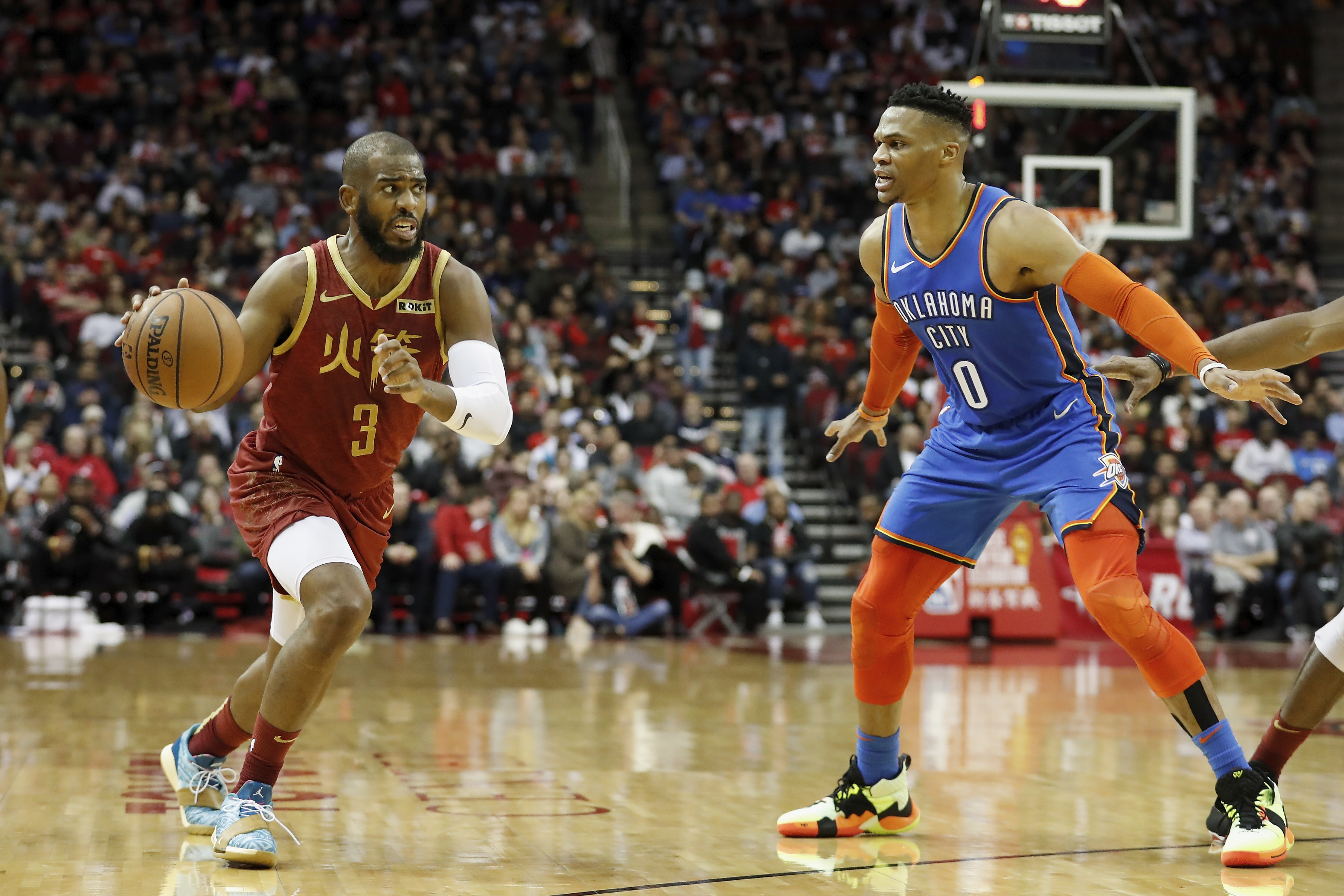 Five Trades to Send Russell Westbrook to the Houston Rockets