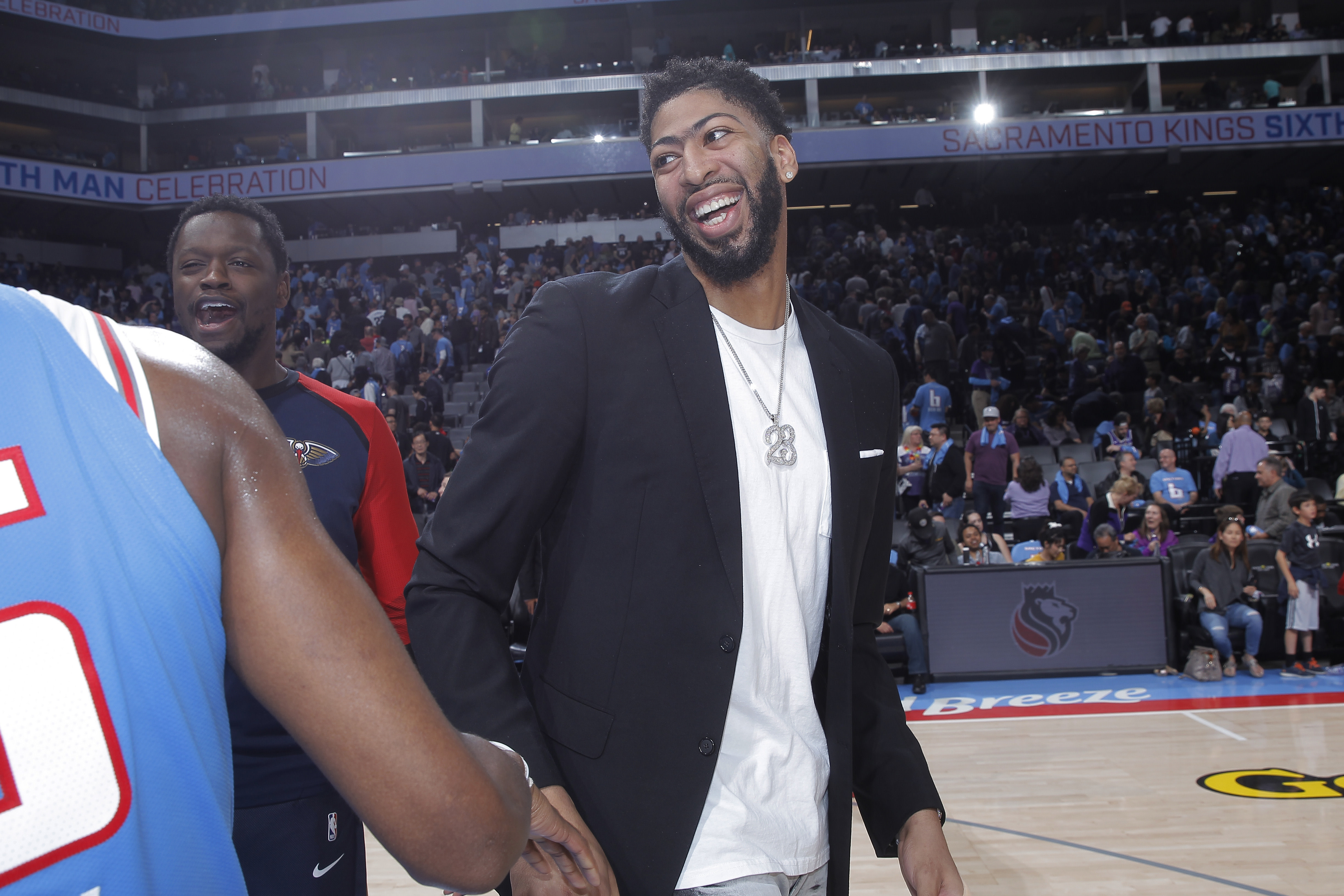 Anthony Davis: 'I Feel Great About the Future of Anthony Davis'