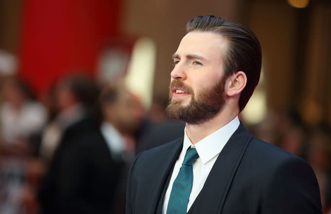 Chris Evans Doesn't Completely Understand Captain America's Timeline Either