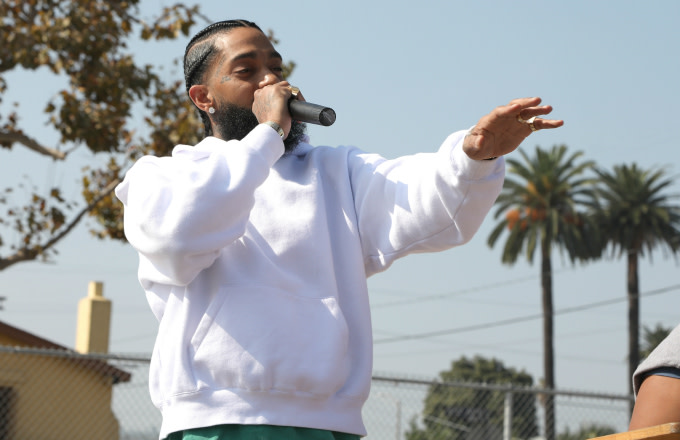 Benny Boom on Nipsey: 'We Wanted Him to Play Snoop in 'All Eyez on Me''