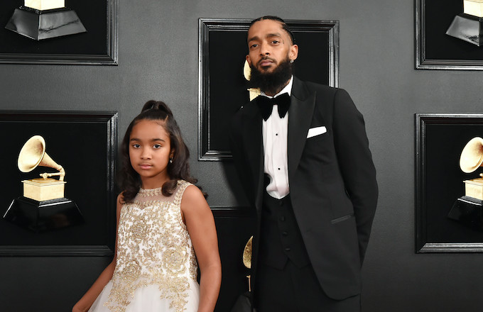 Nipsey Hussle's Family Claims Mother of Rapper's Daughter Emani Is an Unfit Parent