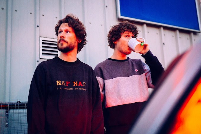 """Premiere: Revel In The Hypnotising Lo-Fi Electronics Of """"Beta"""" By Fraternal Duo Model Man"""
