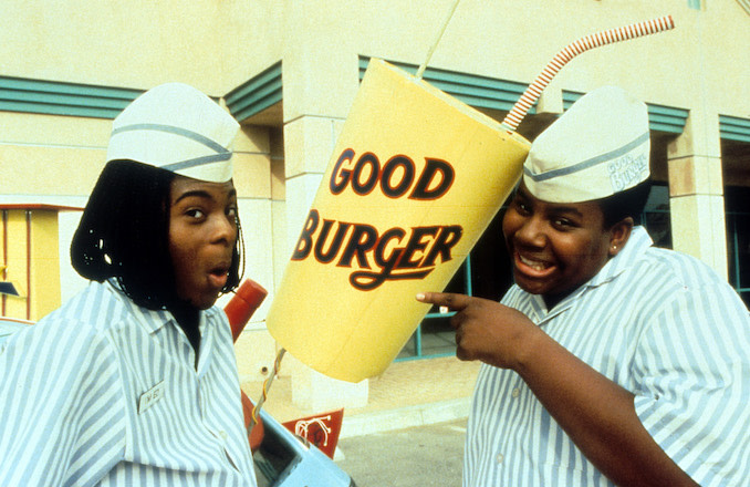 Good Burger Pop-Up Opening in Los Angeles in July