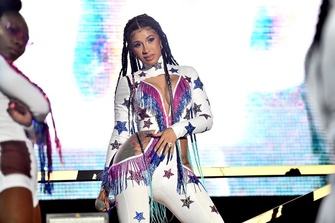 Cardi B Tells NYPD to 'Suck a Fart' After They Shut Down Back-to-School Charity Event