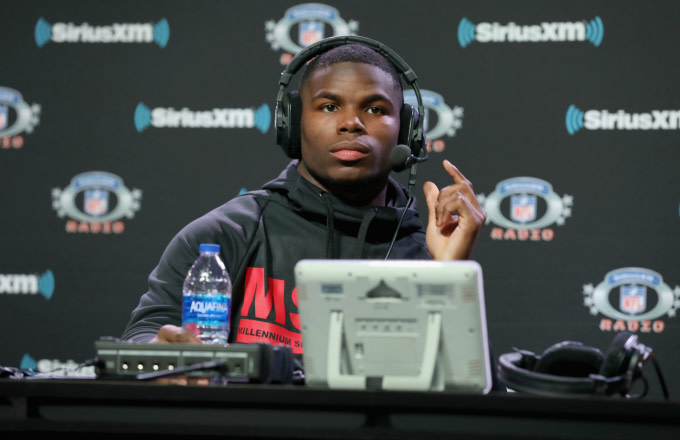 Bears' Tarik Cohen Responds to Saints Players Mocking His Height: 'Y'all Act Like I Don't Know I'm Short'
