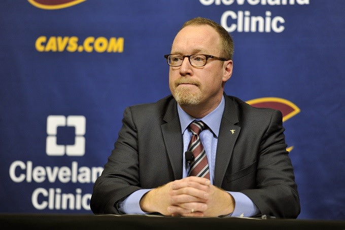 Pelicans GM David Griffin Admits He Hated His Time With LeBron-Led Cavaliers
