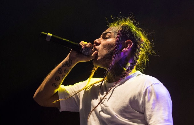 Feds Believe 6ix9ine Is 'Safe and Secure' Ahead of Testimony