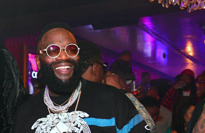 Fans React to Video of Rick Ross Dancing