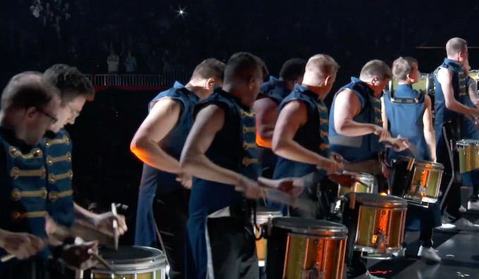 People Sound Off on Super Bowl Halftime Show's Predominantly White Drumline