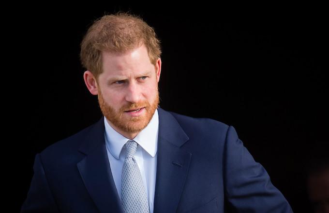 Twitter Users Joke About Prince Harry Flying Into Canada via WestJet
