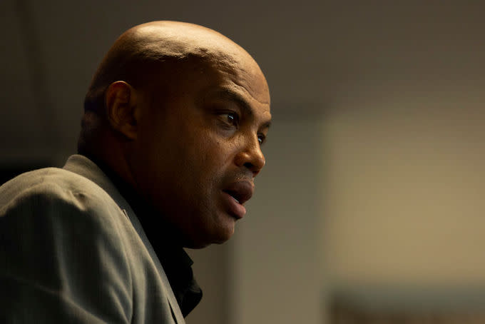 Charles Barkley Apologizes to Reporter for Saying 'I Don't Hit Women, But If I Did, I Would Hit You'