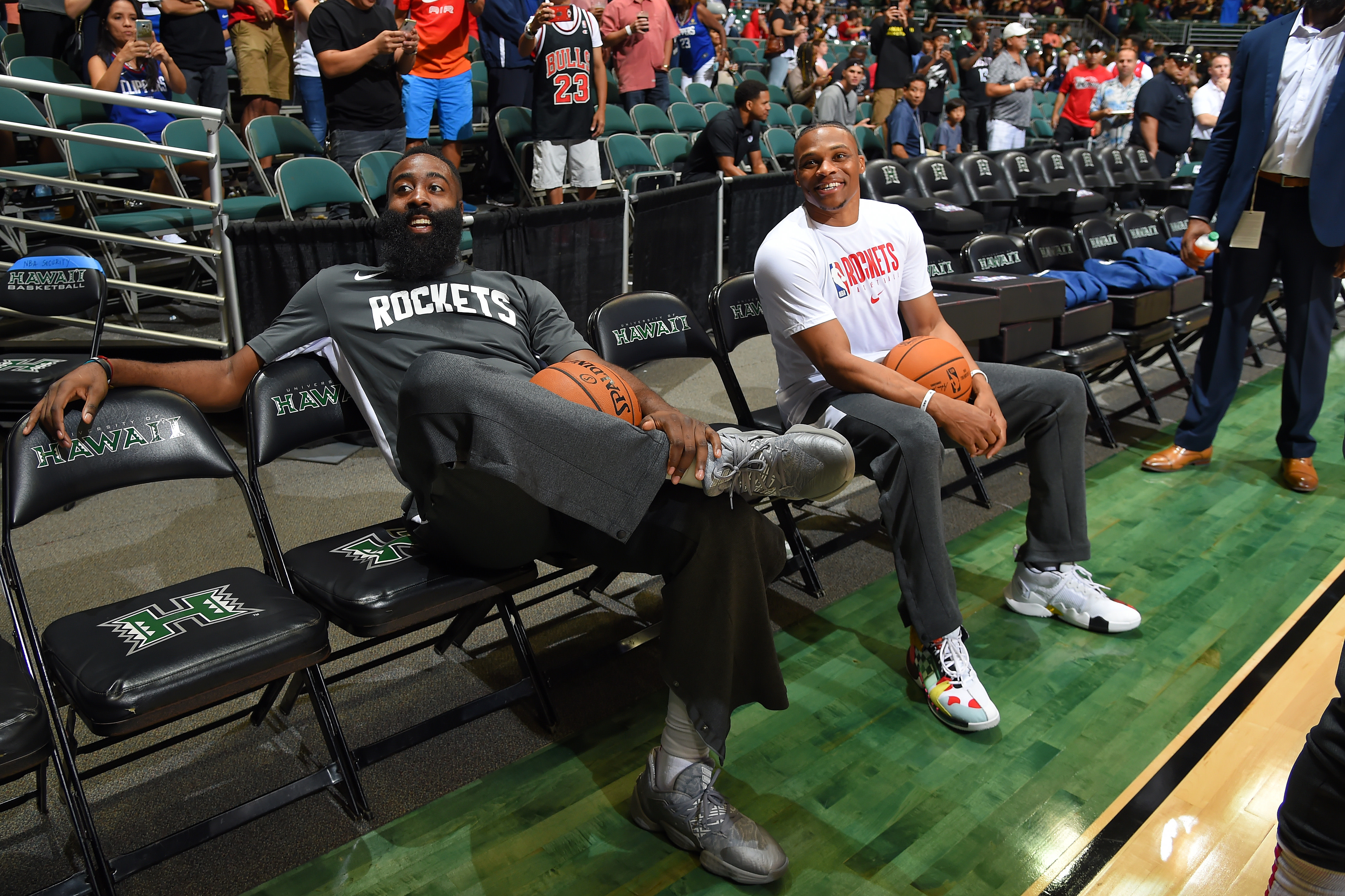 Ranking the 11 Best Duos in the NBA