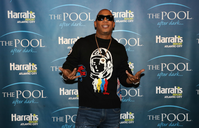 Ja Rule Keeps Taking Shots at 50 Cent: 'I'll Be Waiting for Him to Come Get Me'