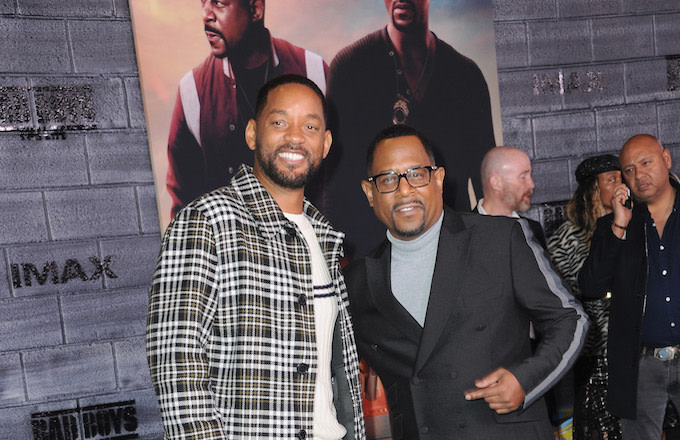 'Bad Boys 4' and 'National Treasure 3' Reportedly in the Works