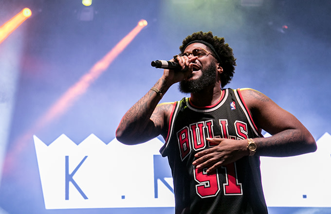 """Big K.R.I.T. Recruits Lil Wayne and Saweetie for """"Addiction"""""""