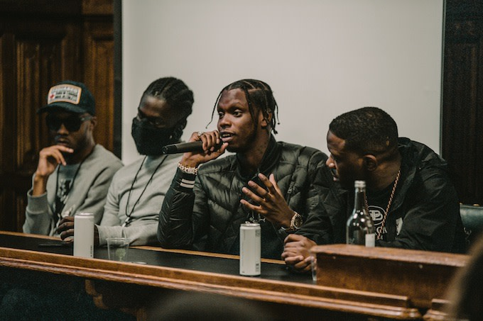 Krept & Konan Spoke In The House Of Commons In Defence Of Drill Music Last Night
