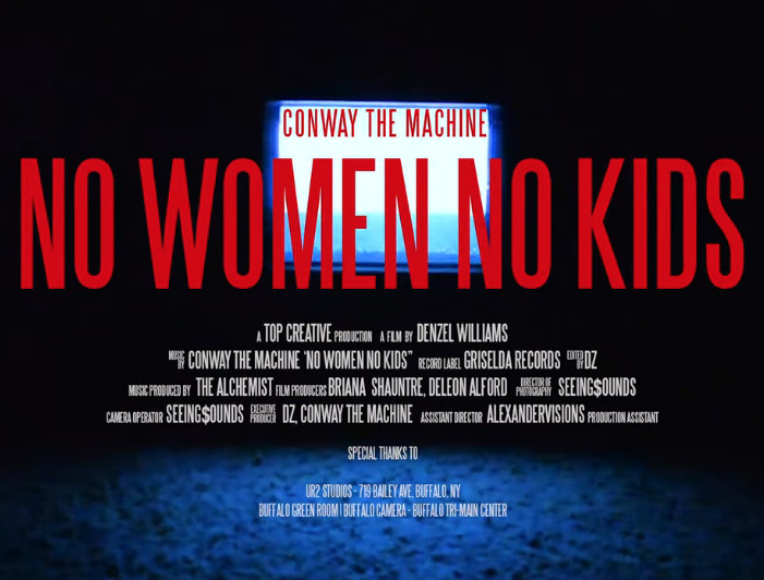 """Premiere: Watch Conway the Machine Get Spooky Over Alchemist Production In """"No Women No Kids"""""""