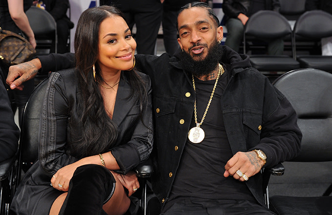 Lauren London and Nipsey Hussle's 2-Year-Old Son Will Reportedly Inherit $1 Million