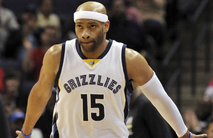 Vince Carter Turns Back the Clock During Historic Performance for Grizzlies