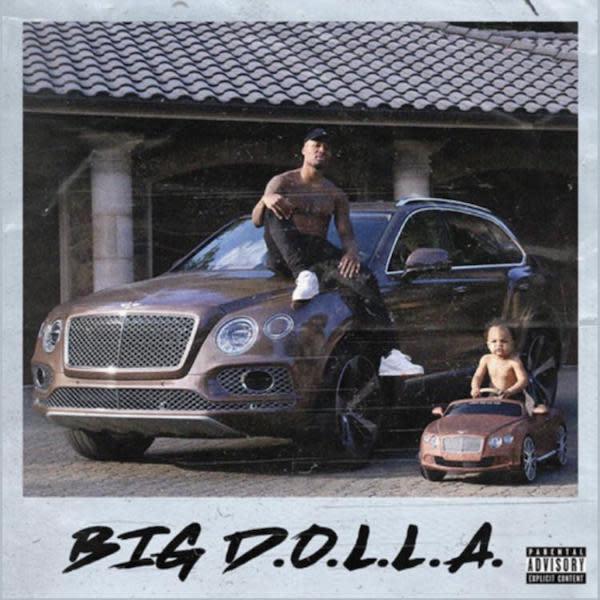 Damian Lillard aka Dame D.O.L.L.A. Releases Deluxe Version of 'Big D.O.L.L.A.'