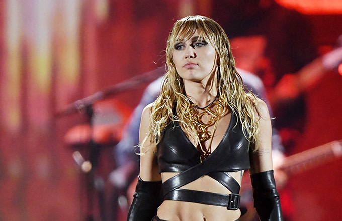 Miley Cyrus Criticized for Advising Women They 'Don't Have to Be Gay' Since 'There Are Good Men Out There'