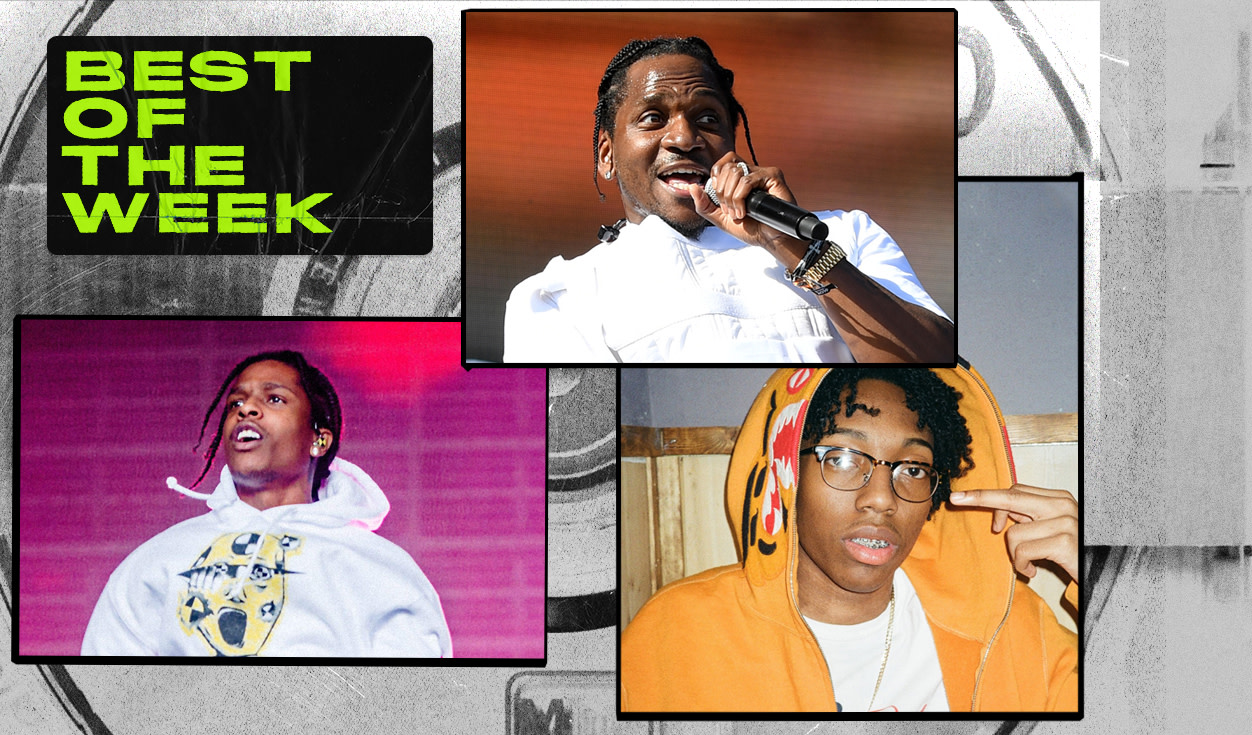 Best New Music This Week: ASAP Rocky, Pusha-T, Lil Tecca, and More