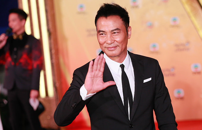Hong Kong Actor Simon Yam Stabbed On-Stage During Promotional Event in China