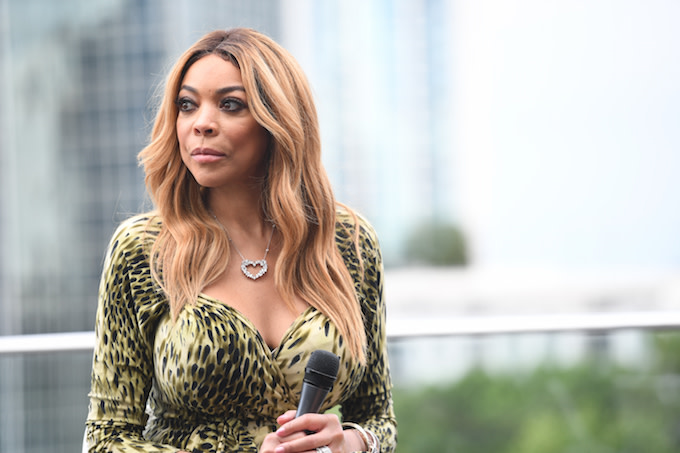 Wendy Williams Is Being Called Out for Mimicking Joaquin Phoenix's 'Cleft Palate'