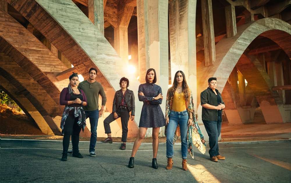 """The Cast of 'Vida' on How the Starz Series """"Humanizes"""" Brown People"""