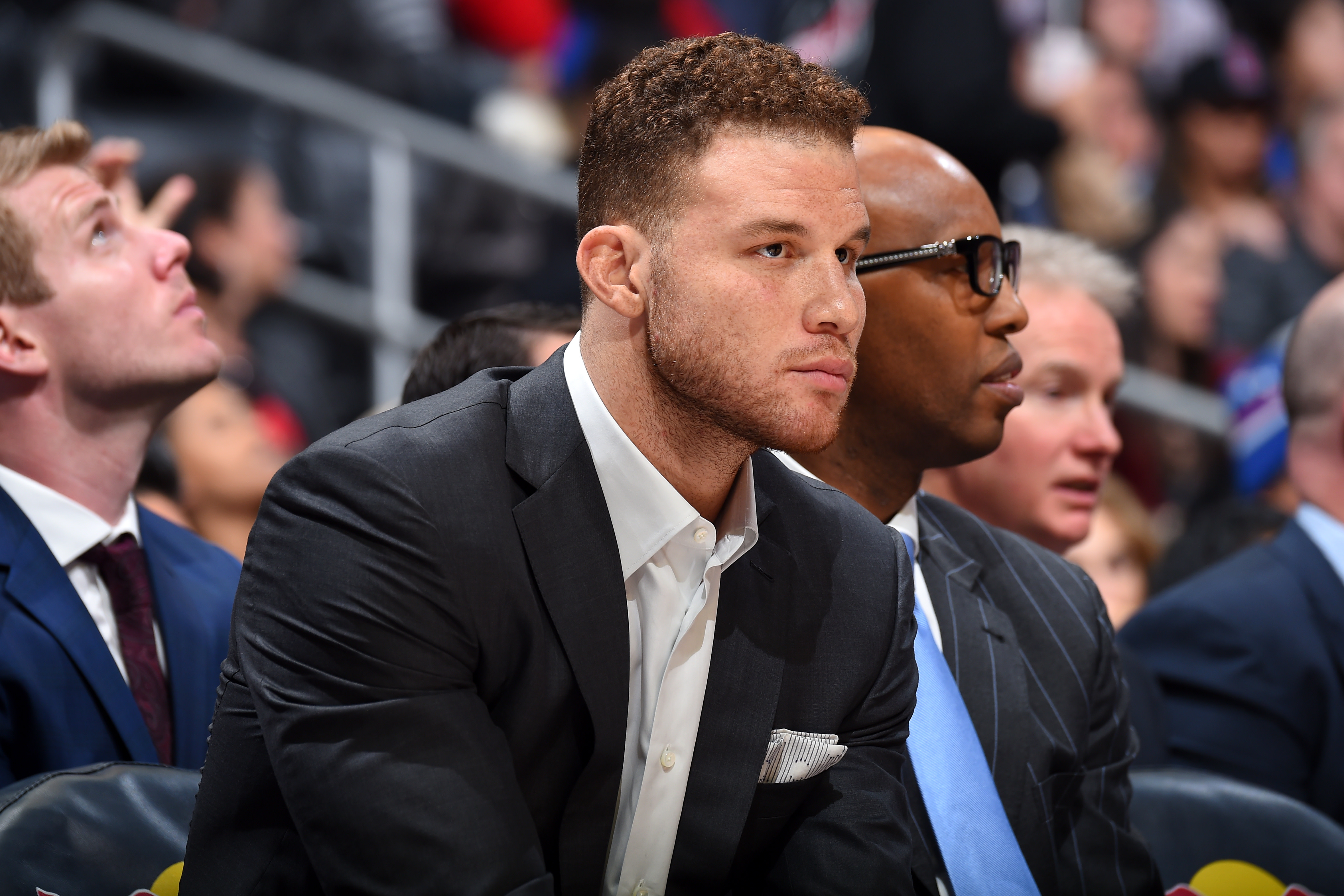 Blake Griffin Shares His Real Reaction to Getting Traded to Pistons