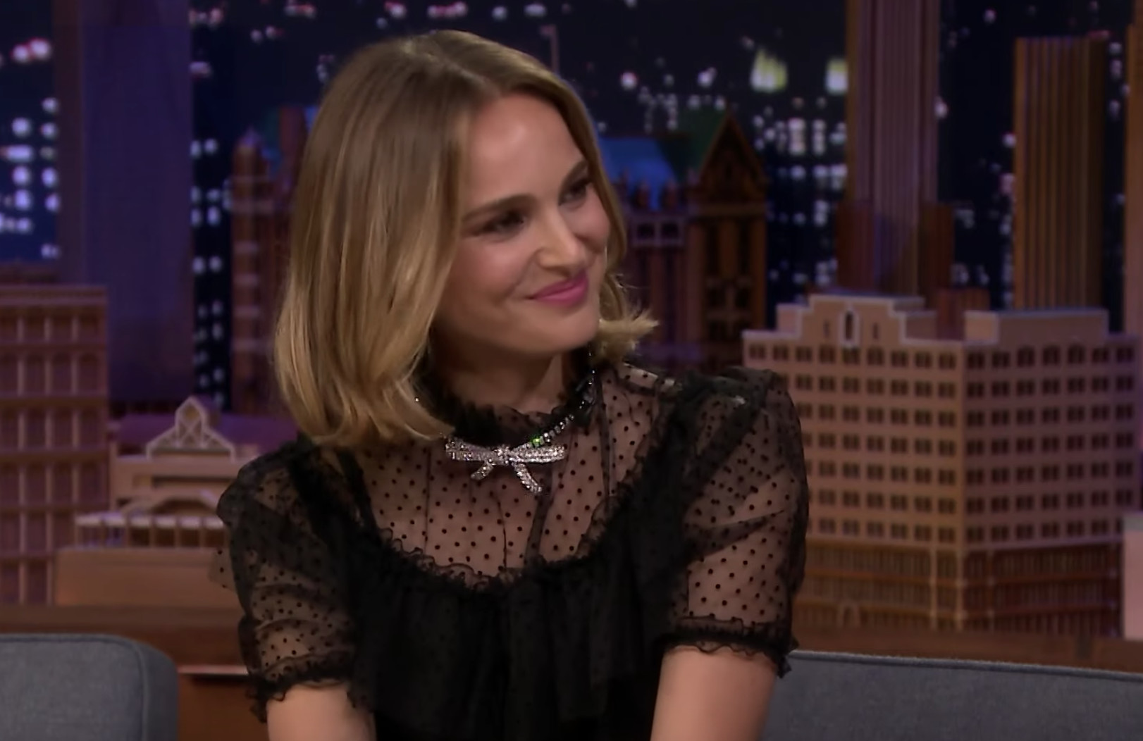 Natalie Portman Talks 'Nerve-Wracking' Comic-Con Announcement of 'Thor' Return on 'Fallon'