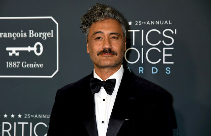 Taika Waititi Is Being Pursued to Develop a New 'Star Wars' Movie