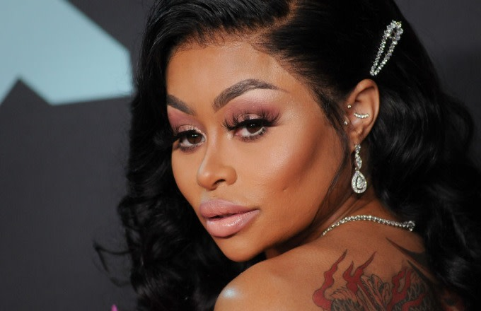 Blac Chyna Mocked for Relationship With 'Least Famous Kardashian' on 'Wild 'n Out' Freestyle