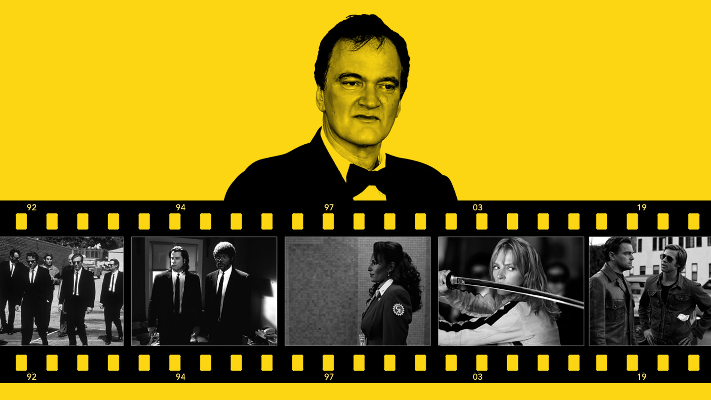 Ranking All of Quentin Tarantino's Movies From Worst to Best'The Hateful Eight'