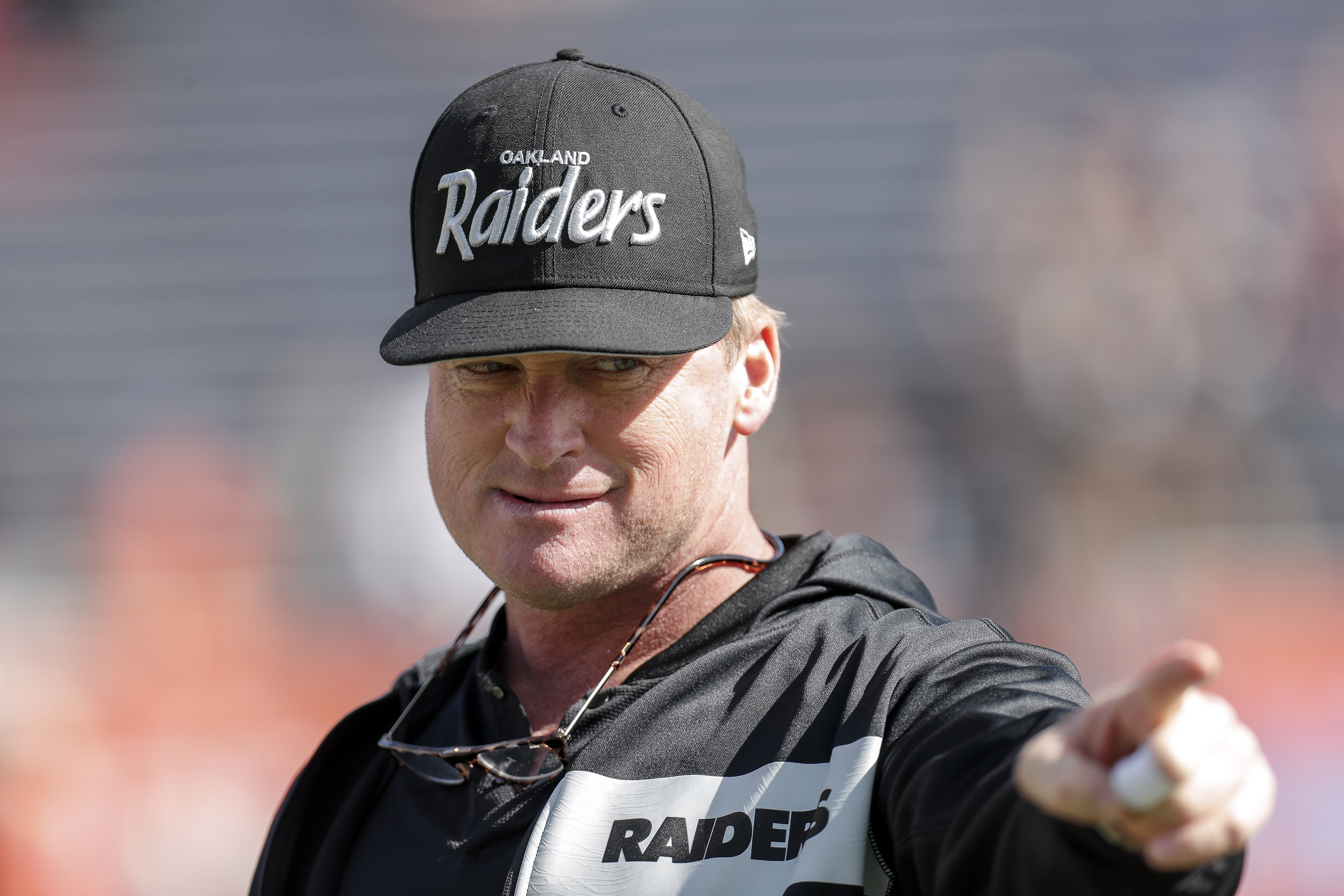 The Best Potential Moments From the Raiders on 'Hard Knocks'