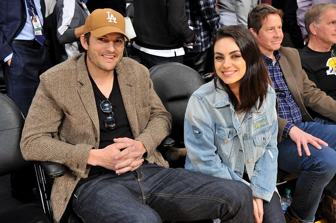 Ashton Kutcher and Mila Kunis Spoof Tabloid Story Claiming They Separated