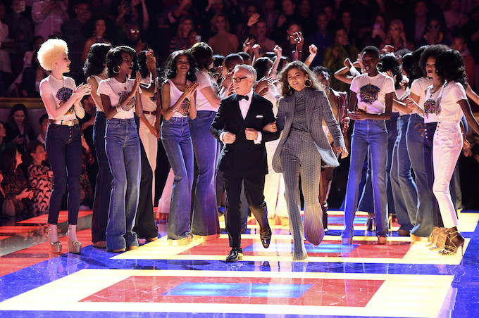 Tommy Hilfiger Will Showcase Fall TommyXZendaya Collection at Apollo Theater in Harlem