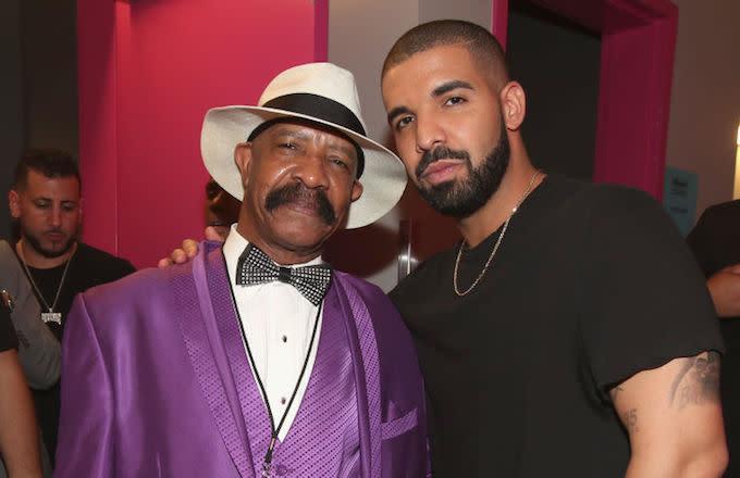 Drake's Dad Says He Won $300K on Raptors Winning NBA Title